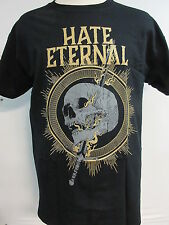 NEW - HATE ETERNAL BAND / CONCERT / MUSIC T- SHIRT EXTRA LARGE