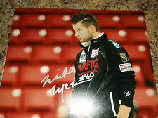 MIKE MCEWAN TEAM MANITOBA CANADA CURLING SIGNED 8 X 10 MATTE PHOTO A
