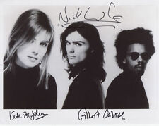 Dream Academy (Band) Fully Signed 8 x 10 Photo Genuine Obtained In Person