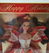 Happy Holidays Special Edition 1997 Barbie Doll Christmas