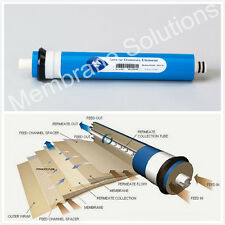 1812-50 GPD RO Membrane for 5 Stage Water Filter Purifier Reverse Osmosis System