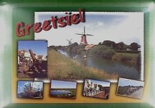 CPA Germany Greetsiel Windmill Moulin Molen Windmühle Molino Mill Wiatrak w372