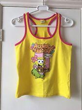Nickelodeon SpongeBob yellow top size 14- 15 years