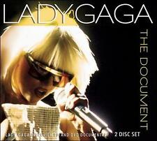 Lady Gaga-Lady Gaga - The Document CD NEW