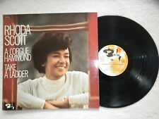 "LP RHODA SCOTT ""A L'Orgue Hammond (Take A Ladder)"" BARCLAY 920 168 FRANCE §"