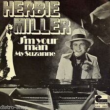 "7"" HERBIE MILLER I'm Your Man / My Suzanne WILLY VITEKA EUGSTER CH-RECORD 1979"