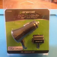 *ENERCELL* radio shack car charger Iphone/ipod/ipad 2730694, L@@K