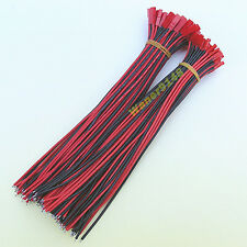 50pairs 25cm JST Connector Plug Female to male 20AWG Silicon Wire For RC Car