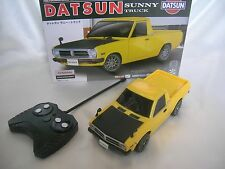 DATSUN Sunny Truck 2nd RC Almost Ready Yellow Electric 2013 AHR1384Y Boys & Girl