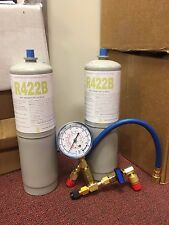 R22 Refrigerant Replacement KIT B, NU22B, R422B, Replaces R22, R407C & R417A