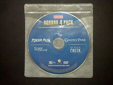 Horror 4 Pack, Vol. 2 (DVD, 2011). DISC ONLY