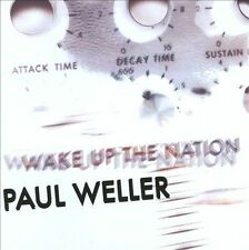 PAUL WELLER Wake Up The Nation New CD The Jam Oasis