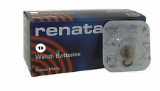 Renata 362 Silver 1.55v watch battery replaces SR721SW