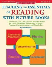 *NEW* Teaching the Essentials of Reading with Picture Books - Sweeney Grades K-2