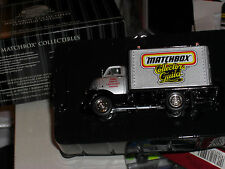 MATCHBOX COLLECTIBLES 1:43 THE THIRD ANNUAL MATCHBOX COLLECTORS GUILD EDITION!!