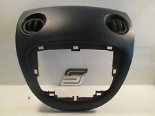 2003 Mitsubishi Eclipse convertible  dash vent panel airbag surround (flaw)