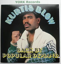KURTIS BLOW - Back By Popular Demand - Ex Con LP Record Mercury 422 834 692-1