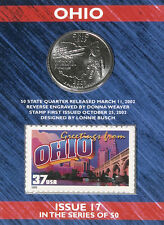 USPS Ohio State Quarter� and Stamp Set
