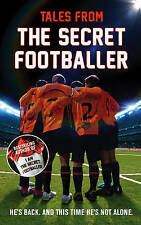 Anon TALES FROM THE SECRET FOOTBALLER (paperback)