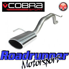 VC32 Cobra Sport Corsa D 1.2 & 1.4 VENOM Rear Silencer Bypass Pipe Exhaust LOUD