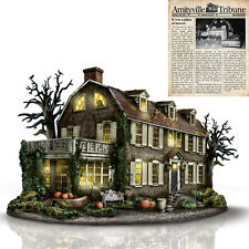 Amityville House - America s Most Haunted Village Collection Bradford Exchange