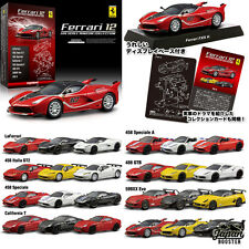 [KYOSHO 1/64] Ferrari 12 - 1 Box 20 Models (SEALED) Minicar Collection