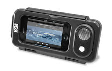 "NEW Pyle PWPS63BK Waterproof iPod  iPhone Smartphone""S Portable Speaker & Case"