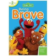Sesame Street: Being Brave 2013 by Kevin Clash; Tim Carter; Benjamin  Ex-library