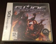 G.I. Joe The Rise Of Cobra Game For Ds Dsi Ds Lite 3Ds Nintendo **99p UK P&P**