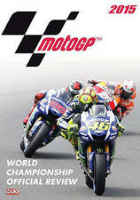 MOTOGP: 2015 WORLD CHAMPIONSHIP OFFICIAL REVIEW (NEW DVD)