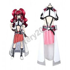 Custom-made CROSS ANGE Hilda Cosplay Costume Dress Skirt Halloween Clothes