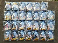 27 Star Wars ROTS 2005 Revenge of the Sith Figure Lot Mint Figures & Cards