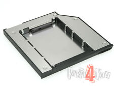 I/Bay Ultra Slim HD CADDY 2nd HARD DISK SATA Dell Latitude e6400 e6410 e6500