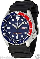 SEIKO SKX009K,Men's Sport,,SELF WINDING,DIVER,200m WR,NEW,NO RETURN ACCEPTED