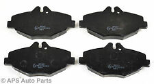 Genuine Allied Nippon Mercedes Benz E Class W211 S211 Front Brake Pads New