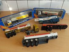 COLLECTION OF TRAILERS - CORGI, MATCHBOX SIKU PLUS LION CAR NO37 HOLLAND