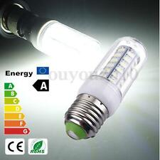 E27 15W 2400LM 48 LED 5730 SMD luminosité bulb ampoule maïs blanc Lampe 220V