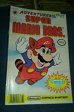ADVENTURES OF SUPER MARIO BROS. #1 $1.50 Price VARIANT Brothers Nintendo VG 1991