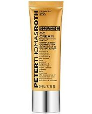 PETER THOMAS ROTH CC CREAM COMPLEXION CORRECTOR SPF30 LIGHT  1.7OZ SEALED