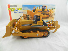Komatsu D475S Bulldozer + Ripper Blade - Shinsei Scale 1:48 1980's Made in Japan