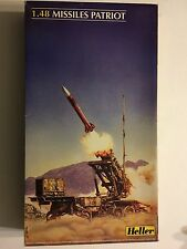 HELLER 1/48th SCALE ARMY PATRIOT MISSILE SYSTEM LAUNCHER  (# 81138 )