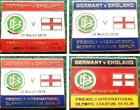 Germany v England Friendly International Berlin 26 March 2016 Pin Badge