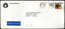 Canada 1994 Commercial Air Mail Cover To UK #C38570