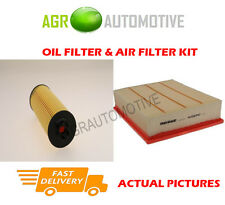 DIESEL SERVICE KIT OIL AIR FILTER FOR AUDI ALLROAD QUATTRO 2.5 179 BHP 2000-05