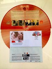 ♥ New 35th Anniversary Malaysia-China First Cover (Framed) ♥