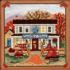Mill Hill Buttons Beads Counted Cross Stitch Kit ~ COUNTRY STORE #14-1722 Sale