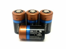 4 FRESH Duracell Ultra CR2 DL-CR2 EL1-CR2 RLCR2 3V Photo Lithium Battery 2024