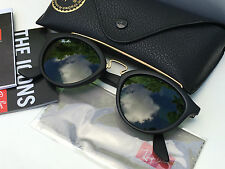 Authentic RAY-BAN GATSBY II Unisex Green Classic/Black Matte RB4257F 601S/71 51m