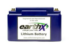 EarthX ETX18F Lithium Battery, 12 Volt, 340 Pulse Crank Amp, Brand New! USA made