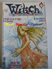 FUMETTO WITCH NR. 14 maggio 2002 The Walt Disney Company Italia Spa (FU1*)